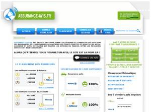 avis sur les assurances